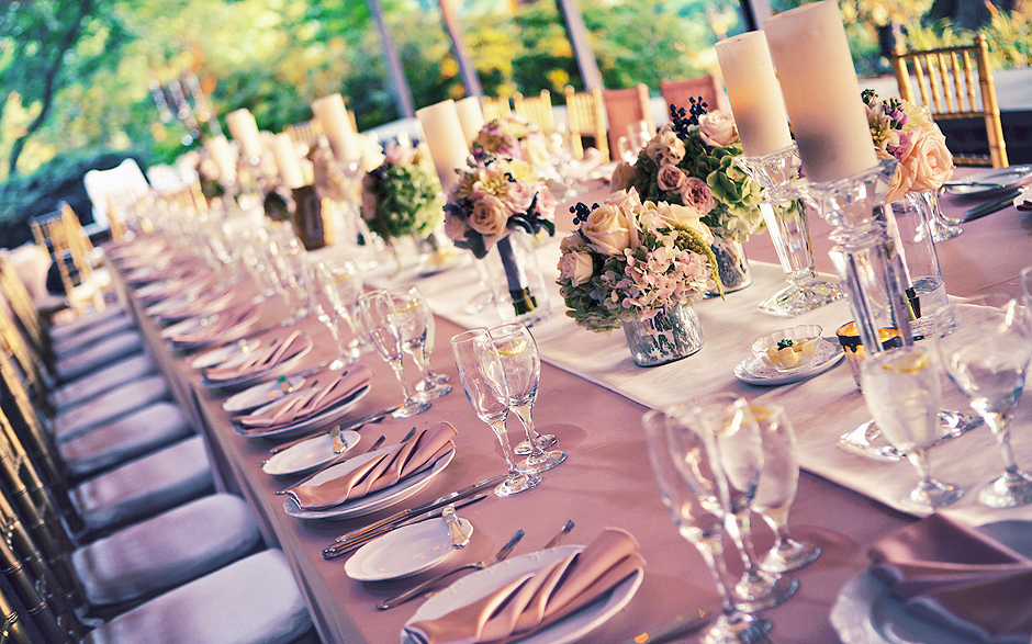 How long is wedding reception gallery wedding decoration ideas best long table wedding reception contemporary styles ideas 2018 fall wedding at greenville country club in wedding decoration junglespirit Image collections